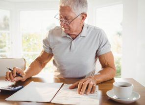 standard deduction for seniors